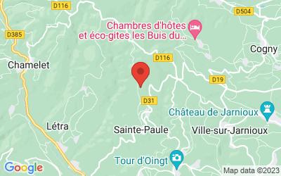 Glaize 69620 Sainte-paule