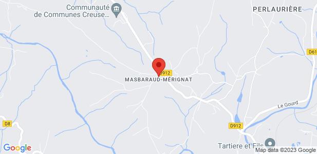 Achat terrain à partir de 8 000m² - Masbaraud Merignat (23)