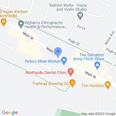 Brilliant Smokeshop  - Fredericton Map