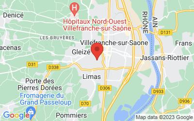 551 Rue du Collège, 69400 Villefranche-sur-Saône, France