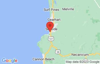 Map of Seaside