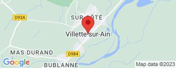 Carte La Sorelle - Petit Paumé