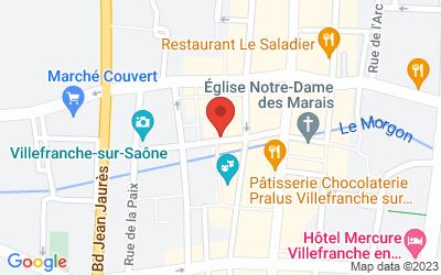 96 Rue de la Sous-Préfecture, 69400 Villefranche-sur-Saône, France