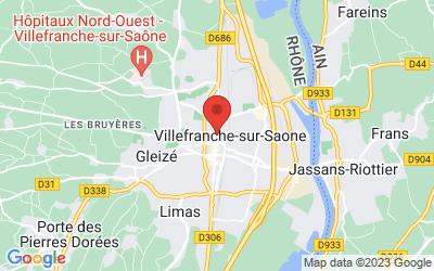 69400 Villefranche-sur-Saône, France