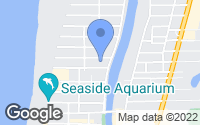 Map of Seaside, OR