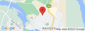 Google Map of 450%2C+Boul.+Dequen+Nord%2CAlma%2CQuebec+G8B+5P5