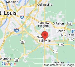 Job Map - 4500 MEMORIAL DRIVE Belleville, Illinois 62223 US