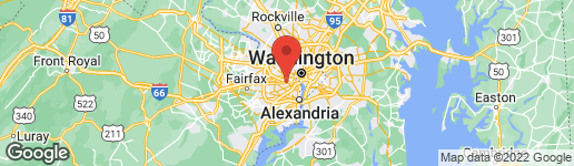 Map of 4501 ARLINGTON BOULEVARD #704 ARLINGTON, VA 22203