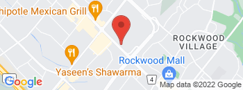 Google Map of 4505+Dixie+Road%2CMississauga%2COntario+L4W+5K3