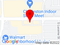 Google Map of 4521 E. Charleston Blvd.