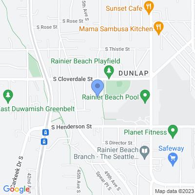 4525 S Cloverdale St, Seattle, WA 98118, USA