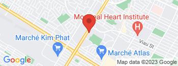 Google Map of 4550+Boul+Metropolitian+E%2CSt+Leonard%2CQuebec+H1S+3A8