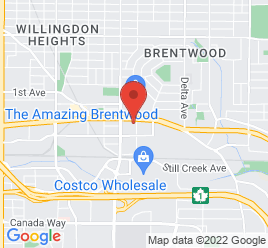 Google Map of 4550+Lougheed+Highway%2CBurnaby%2CBritish+Columbia+V5C+3Z5