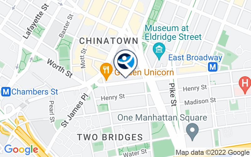 Lower Eastside Service Center - Outpatient Maintenance Program Location and Directions