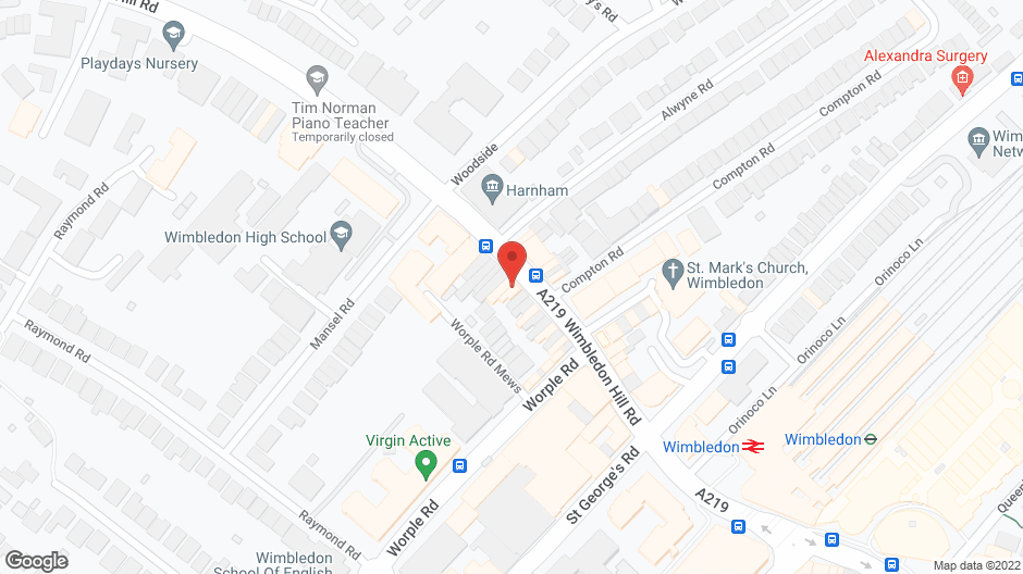 46 - 48 wimbledon hill road<br/>wimbledon<br/>london
