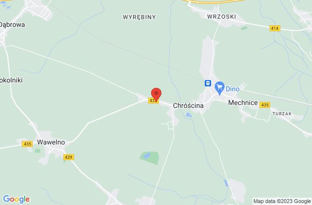 Wyświetl Jerzy Kubis,PHU Rolbis Kubis Jerzy na mapie