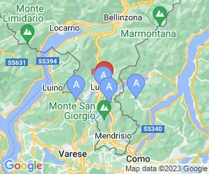 Karte für Acquarello Swiss Quality Hotel