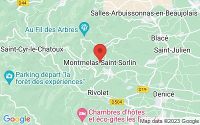 69640 Montmelas-Saint-Sorlin, France