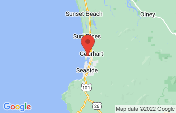 Map of Gearhart
