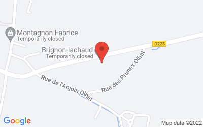 16 Rue du Pont Saint-Martin Olhat, 63260 Effiat, France