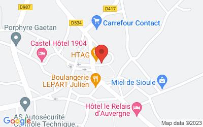63390 Saint-Gervais-d'Auvergne, France