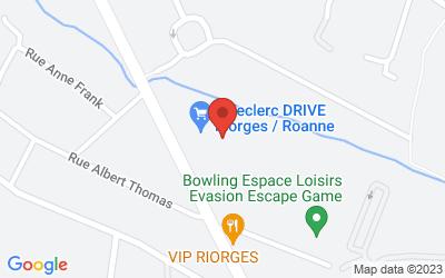 704 Avenue Charles de Gaulle, 42153 Riorges, France