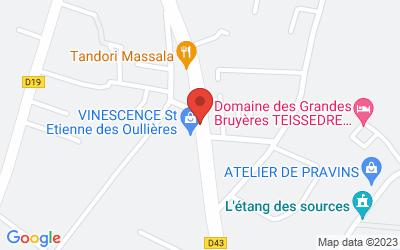 1 Rue du Beaujolais, 69460 Saint-Étienne-des-Oullières, France