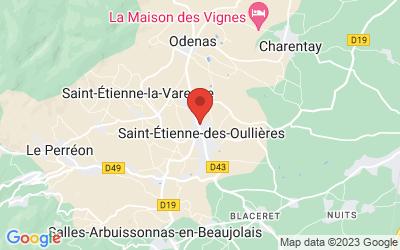 462 Rue du Beaujolais, 69460 Saint-Étienne-des-Oullières, France