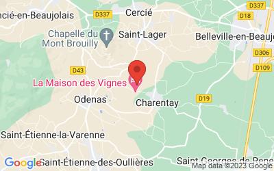Bonnège 69220 Charentay