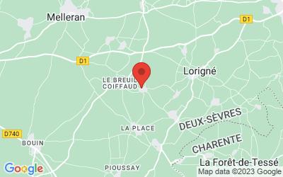 6 Rue De La Pépinière , Lieu-dit Courtanne, 79110 Pioussay, Poitou-Charentes, France