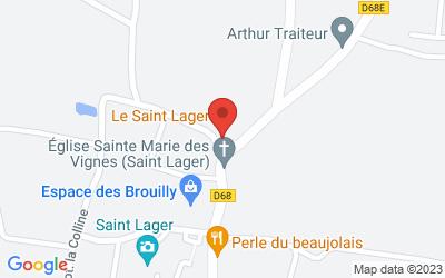26 Montée de la Chapelle, 69220 Saint-Lager, France
