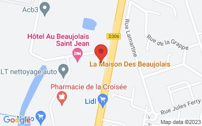 441, avenue de l'Europe 69220 Saint-jean-d'ardieres