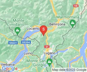 Karte für Rodelbahn Monte Tamaro