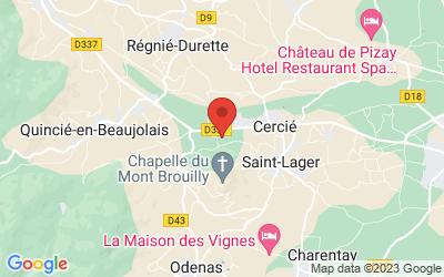 La Glacière, 69220 Cercié, France