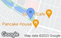 Map of Longview, WA
