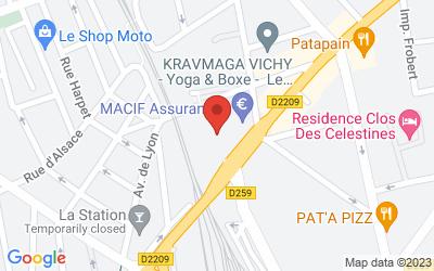 37 Avenue de Gramont, 03200 Vichy