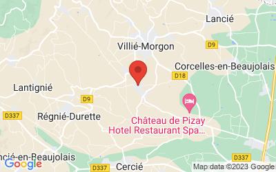 Haut Morgon, 69910 Villié-Morgon, France