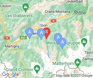 Karte für 4 Vallées