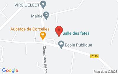 69220 Corcelles-en-Beaujolais, France