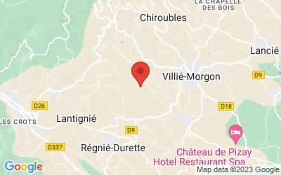 Les Pillets, 69910 Villié-Morgon, France