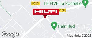 Hilti Store - La Rochelle / Périgny (Centre Louis Lumière)