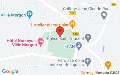 Villié-Morgon, France