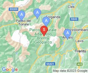 Karte für Pinzolo