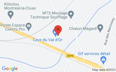 88 Avenue de Bresse, 01460 Montréal-la-Cluse, France