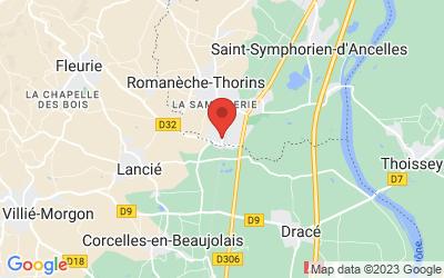 796, route de la Gare 71570 Romaneche-thorins