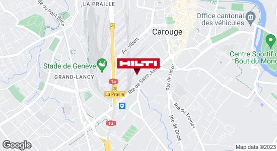 Hilti Store Bussigny