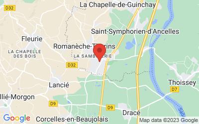 Les Jacques, 71570 Romanèche-Thorins, France
