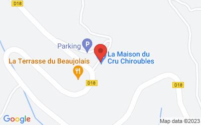 La Terrasse, 69115 Chiroubles, France