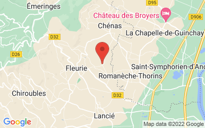Le Point du Jour, 69820 Fleurie, France
