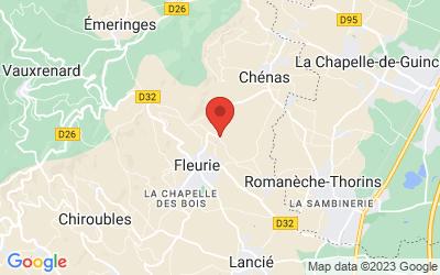 D68, 69820 Fleurie, France